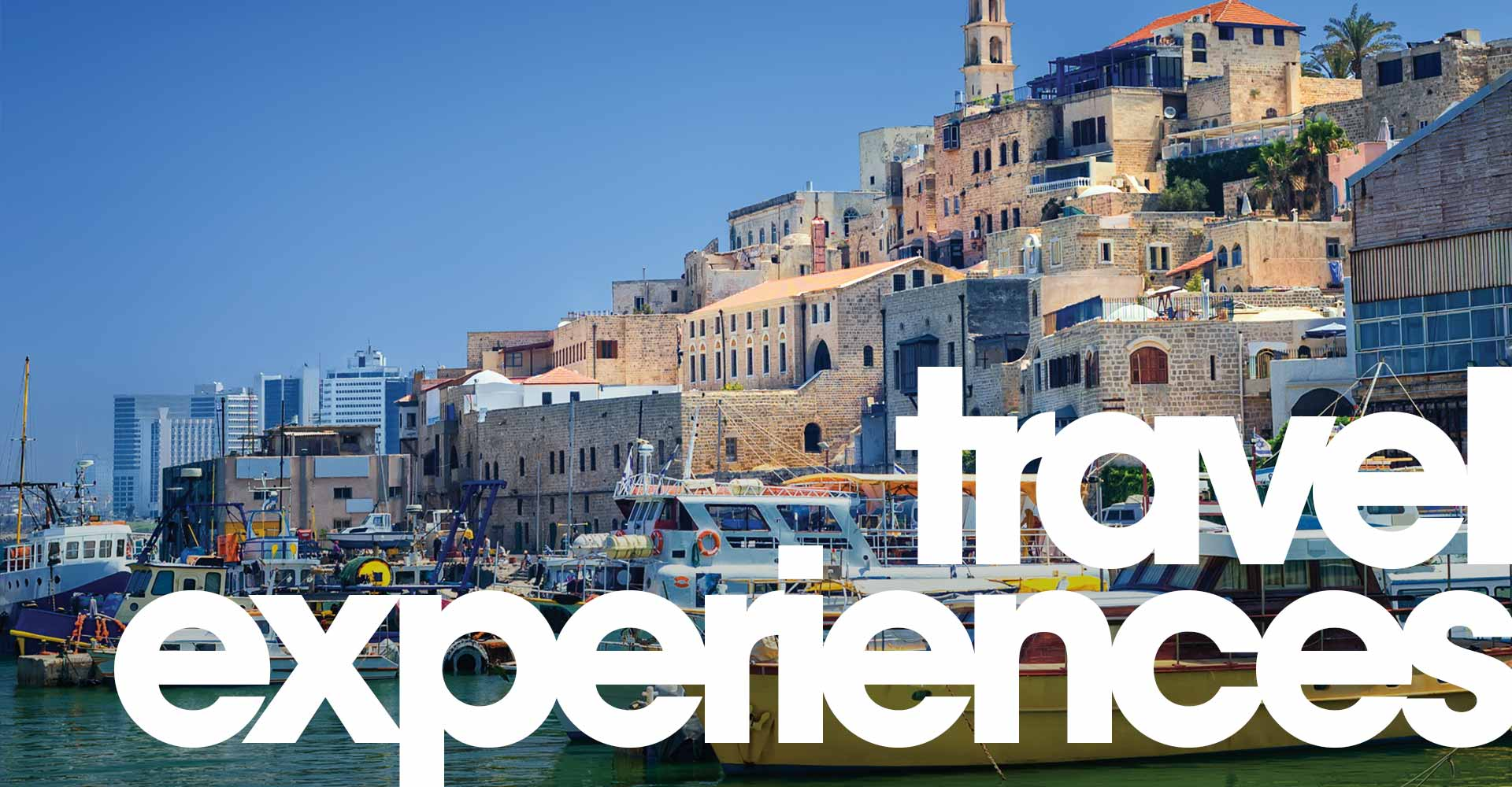 global experiences traveling to israel