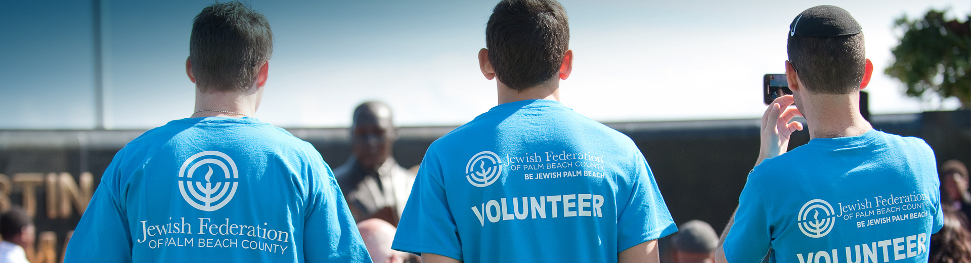 Jewish Federation Volunteer