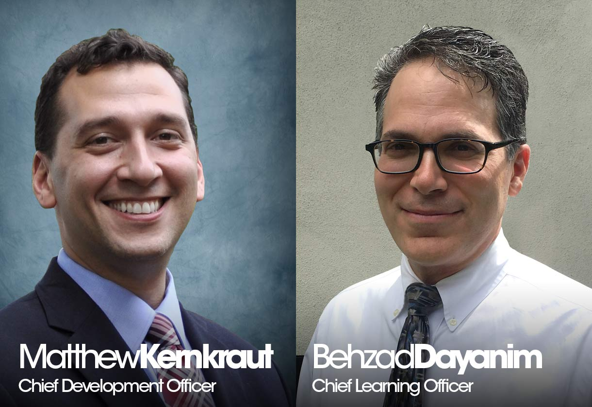 Get to Know Jewish Federation's Two New Professional Leaders