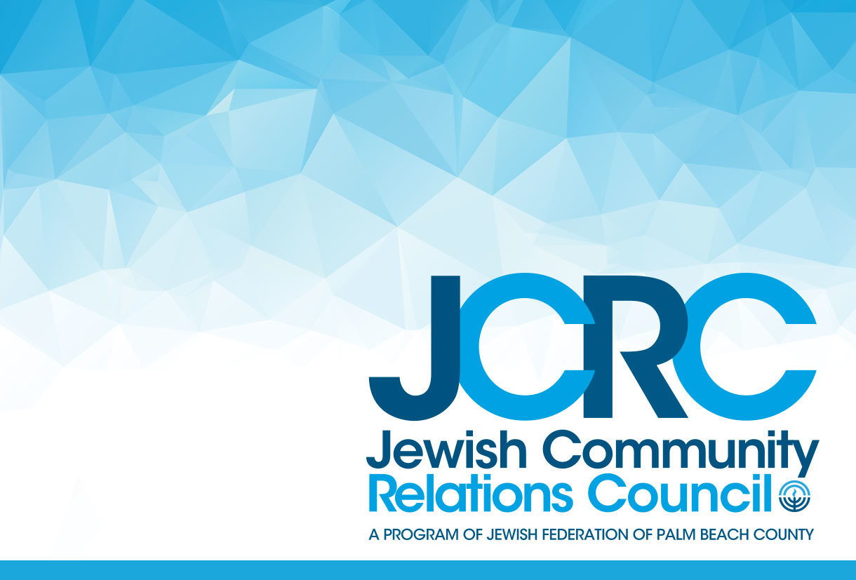 JCRC APPLAUDS TOWN OF JUNO BEACH FOR WORK TO COMBAT ANTISEMITISM