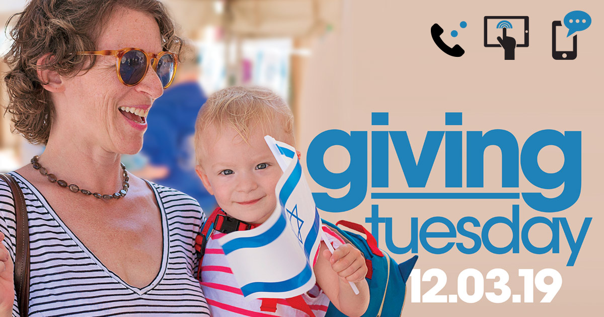 VOLUNTEER AND TRANSFORM LIVES ON #GIVINGTUESDAY